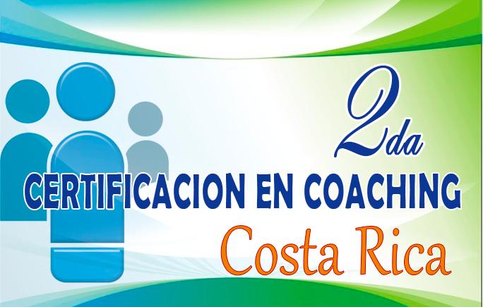 2da. Promoción Certificación Internacional en Coaching Costa Rica